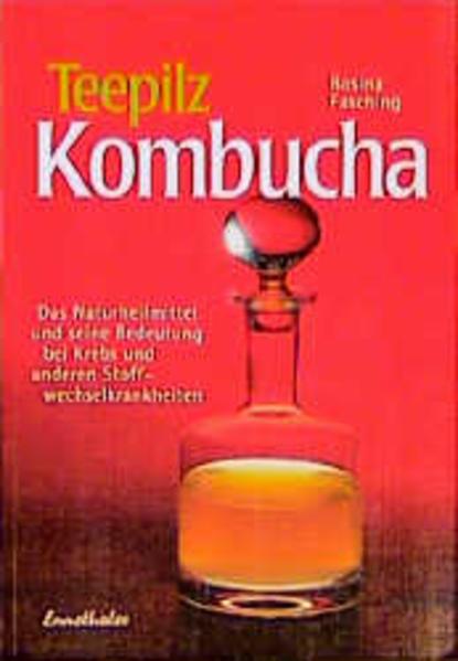Teepilz Kombucha als Buch
