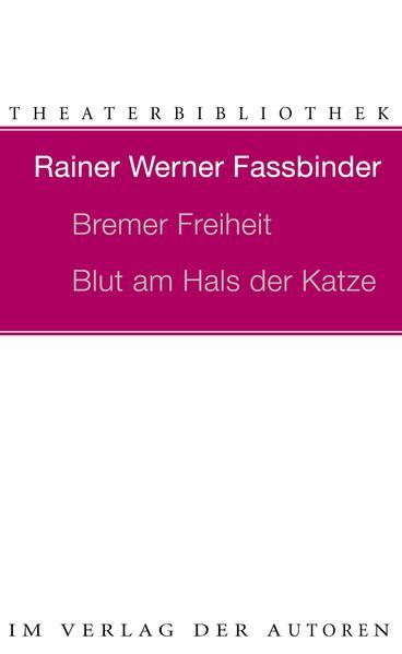 Bremer Freiheit / Blut am Hals der Katze als Buch (kartoniert)