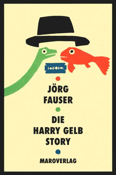 Die Harry Gelb Story als Buch (gebunden)