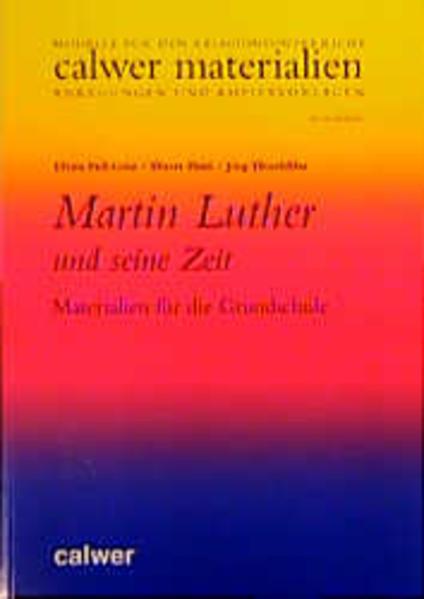 Martin Luther und seine Zeit als Buch (kartoniert)