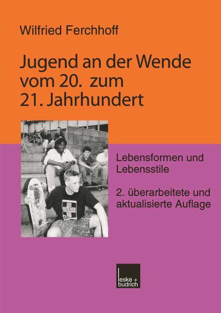 Jugend an der Wende vom 20. zum 21. Jahrhundert als Buch (kartoniert)