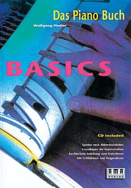 Das Pianobuch. Basics. Inkl. CD als Buch (kartoniert)