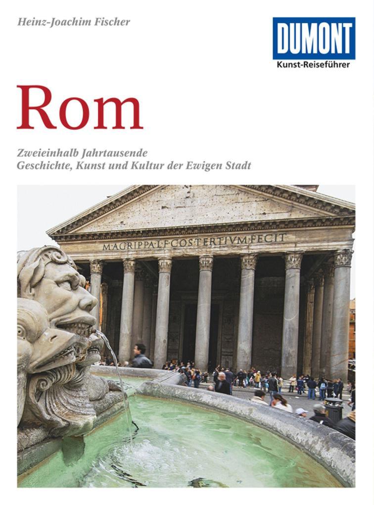 DuMont Kunst-Reiseführer Rom als Buch (kartoniert)