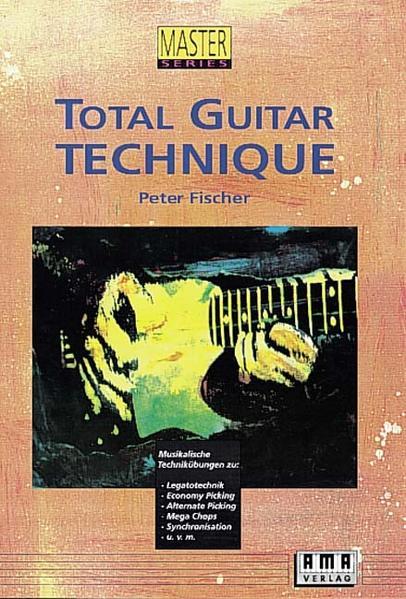 Total Guitar Technique als Buch (kartoniert)