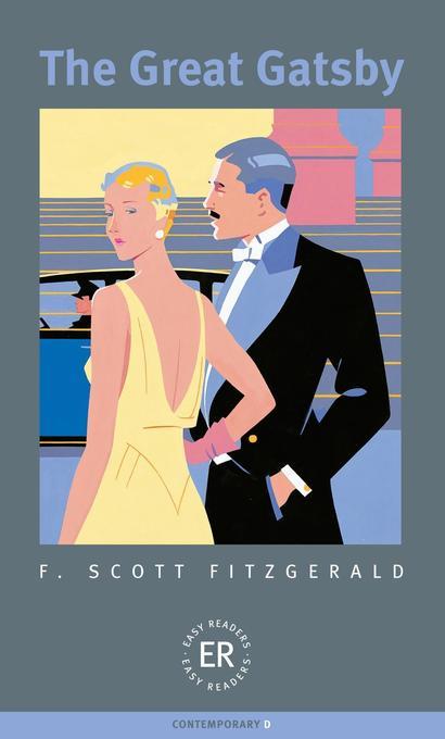 The Great Gatsby als Buch (kartoniert)
