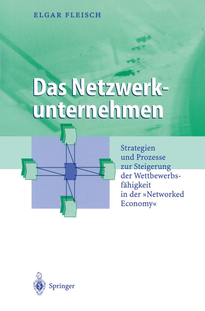 Das Netzwerkunternehmen als Buch (gebunden)