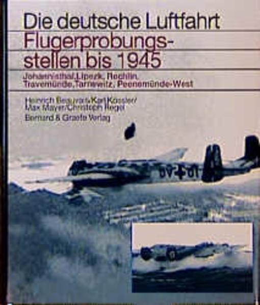 Flugerprobungsstellen bis 1945 als Buch (gebunden)