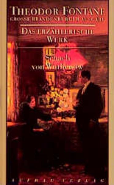 Das erzählerische Werk 06. Schach von Wuthenow als Buch (gebunden)