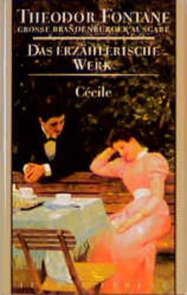 Das erzählerische Werk 09. Cecile als Buch (gebunden)