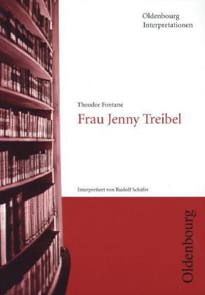 Frau Jenny Treibel. Interpretationen als Taschenbuch