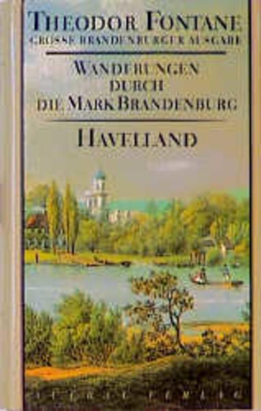 Wanderungen durch die Mark Brandenburg 3 als Buch (gebunden)
