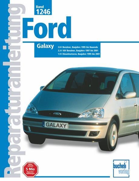 Ford Galaxy Baujahre 1995 - 2001 als Buch (kartoniert)
