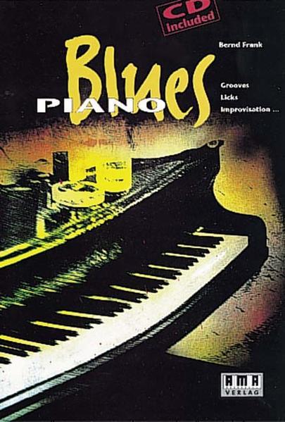 Blues Piano. Mit CD als Buch (kartoniert)