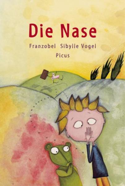 Die Nase als Buch (gebunden)