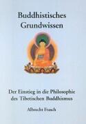 Buddhistisches Grundwissen als Buch (gebunden)