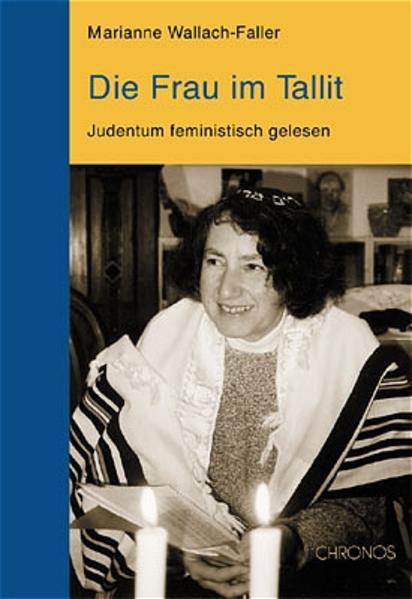 Die Frau im Tallit als Buch (kartoniert)