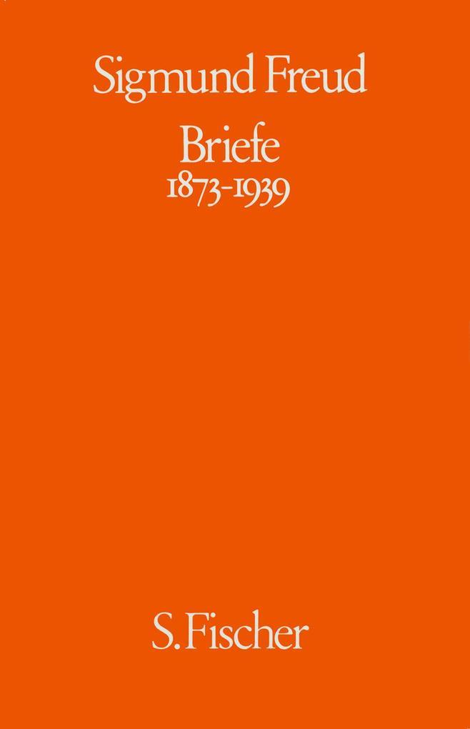 Briefe 1873-1939 als Buch (gebunden)