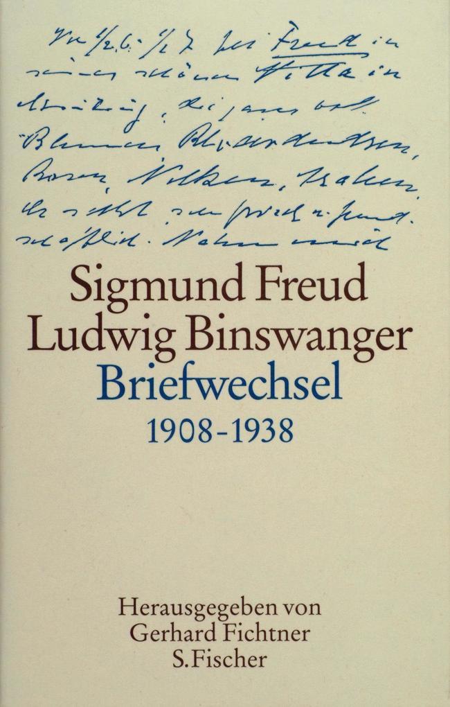 Briefwechsel 1908-1938 als Buch (gebunden)