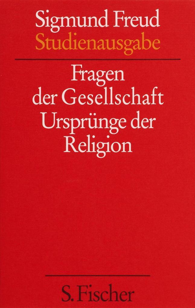 Fragen der Gesellschaft / Ursprünge der Religion als Buch (kartoniert)