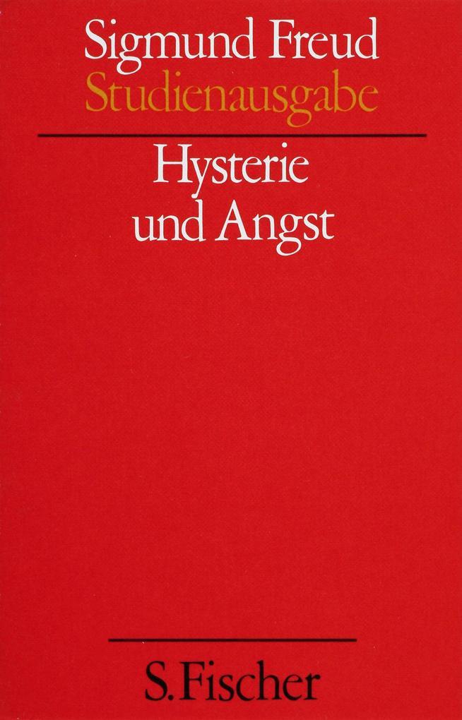 Hysterie und Angst als Buch (kartoniert)