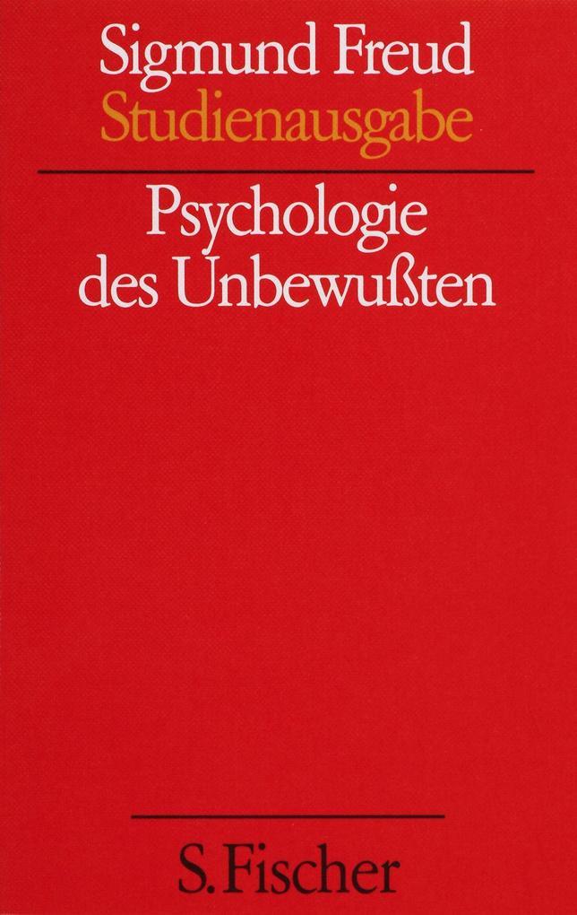 Psychologie des Unbewußten als Buch (kartoniert)