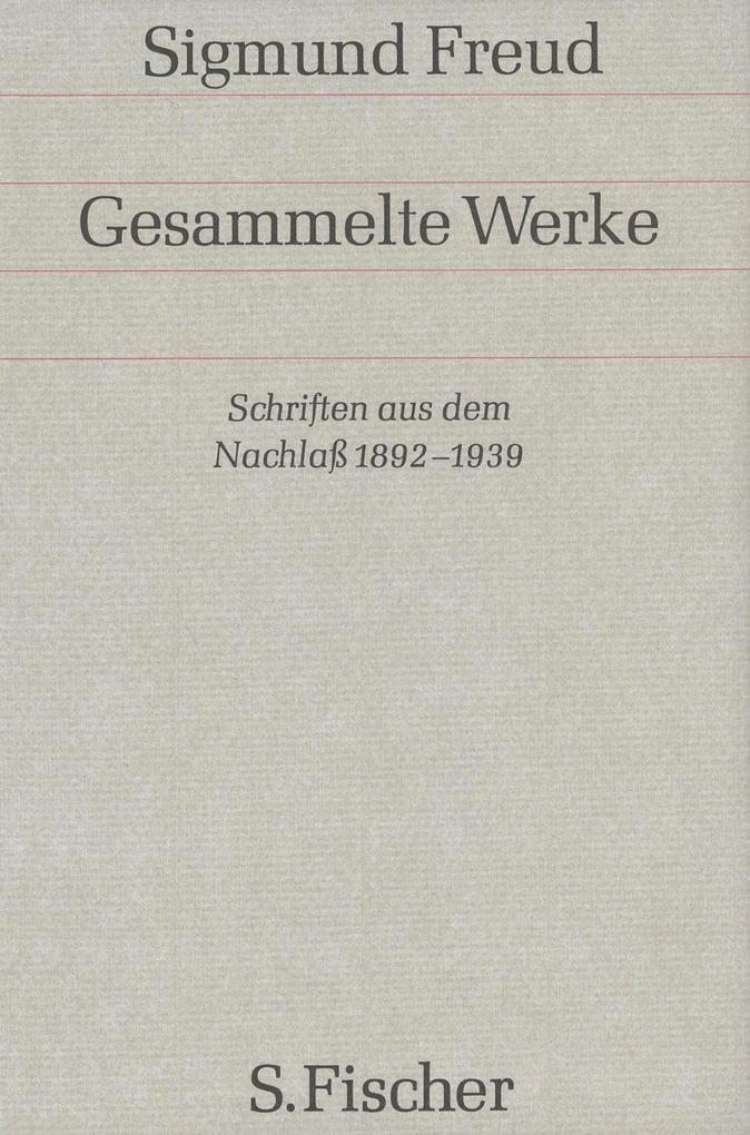 Schriften aus dem Nachlaß 1892-1938 als Buch (gebunden)