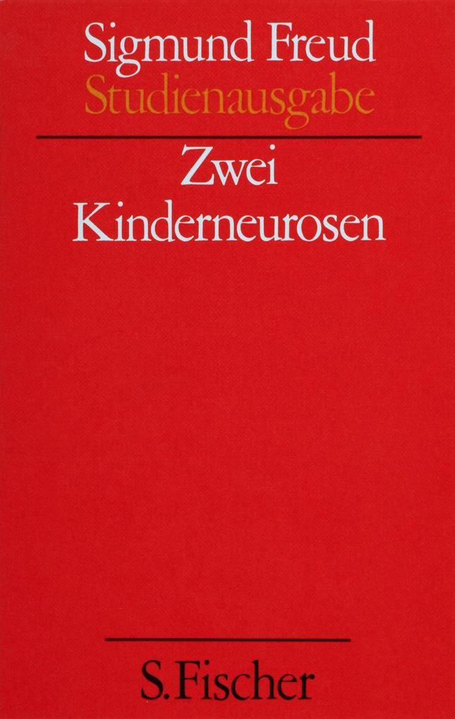 Zwei Kinderneurosen als Buch (kartoniert)