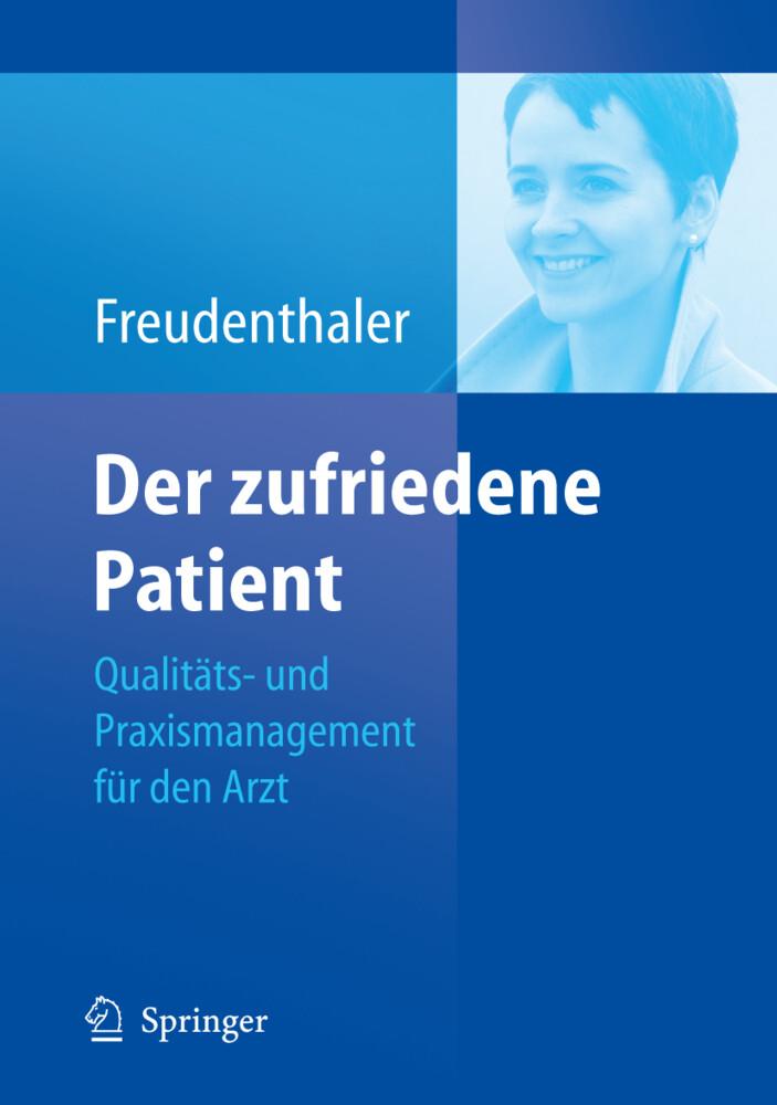 Der zufriedene Patient als Buch (kartoniert)