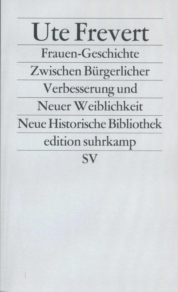 Frauen - Geschichte als Taschenbuch