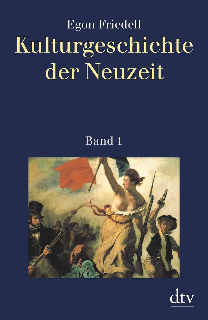 Kulturgeschichte der Neuzeit als Taschenbuch