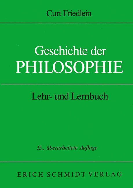 Geschichte der Philosophie als Buch (kartoniert)