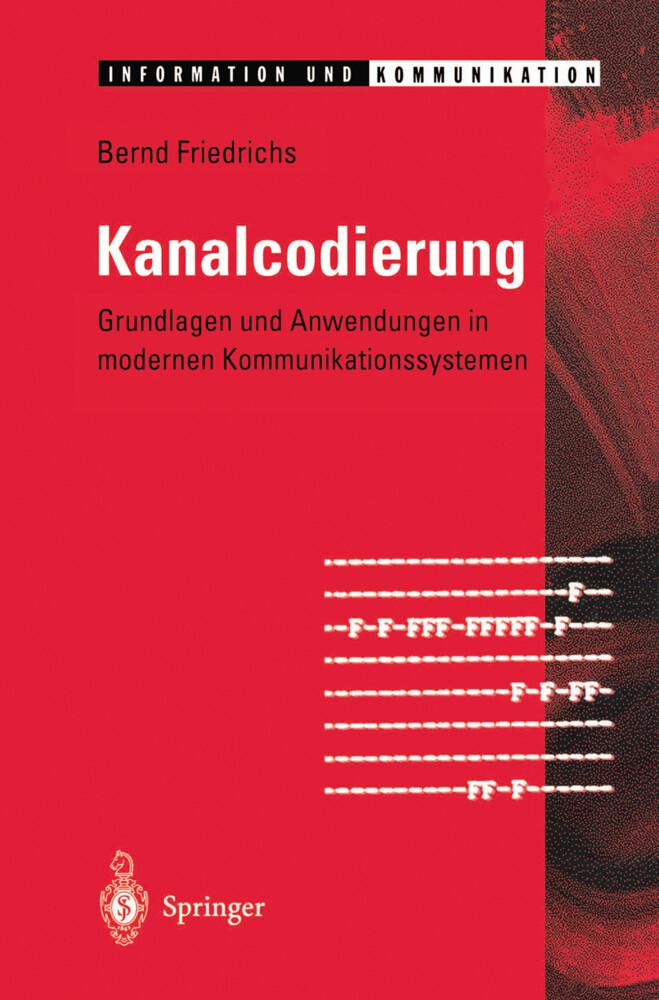 Kanalcodierung als Buch