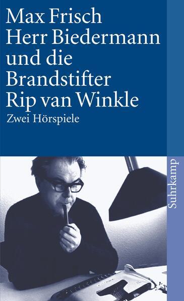 Herr Biedermann und die Brandstifter / Rip van Winkle als Taschenbuch