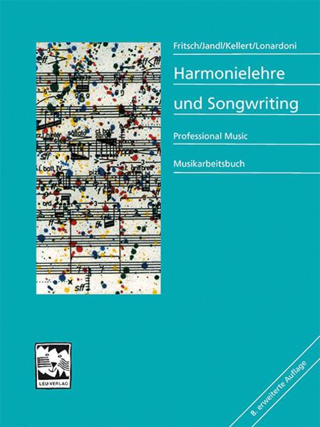 Harmonielehre und Songwriting als Buch (kartoniert)