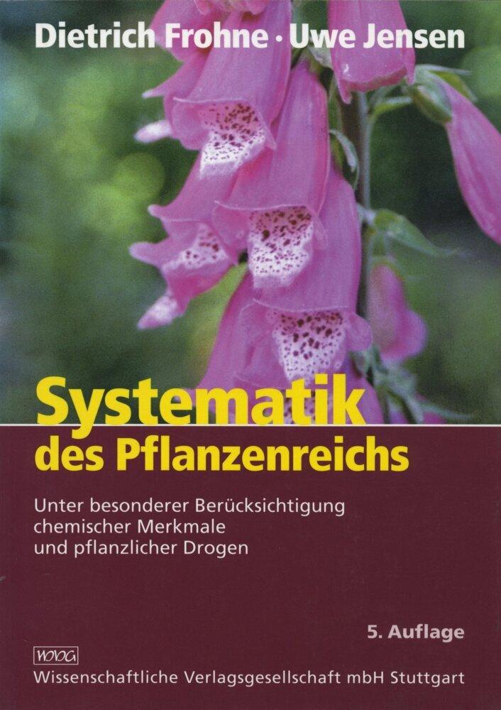 Systematik des Pflanzenreichs als Buch (kartoniert)