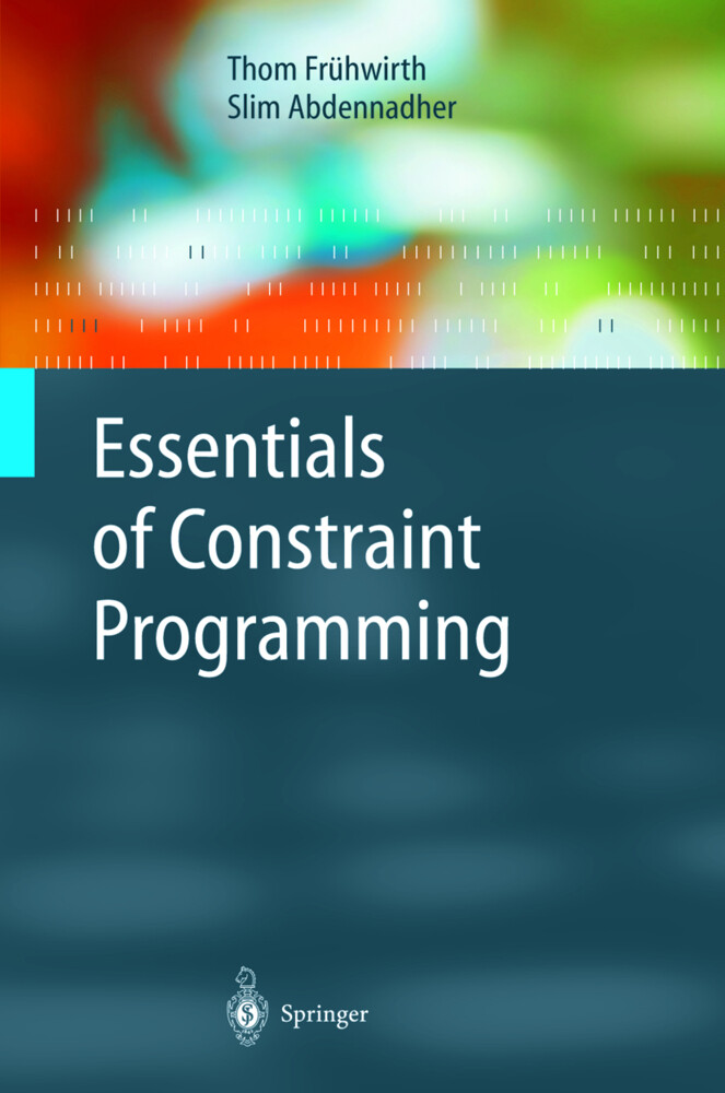 Essentials of Constraint Programming als Buch (gebunden)