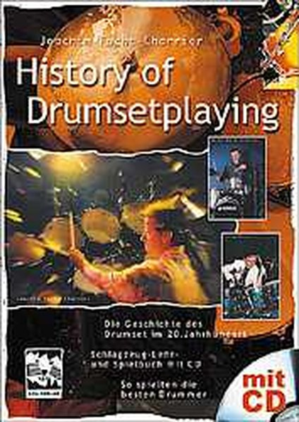 History of Drumsetplaying als Buch (geheftet)