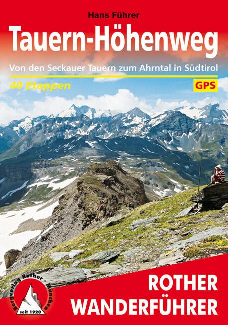Tauern-Höhenweg als Buch (kartoniert)