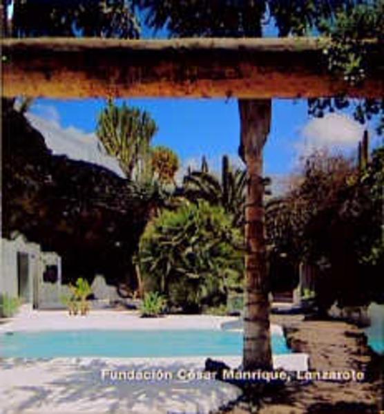 Fundacion Cesar Manrique, Lanzarote als Buch