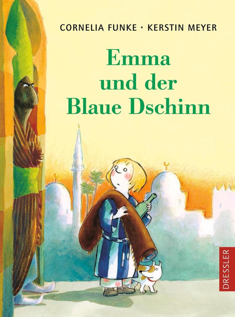 Emma und der Blaue Dschinn als Buch (gebunden)