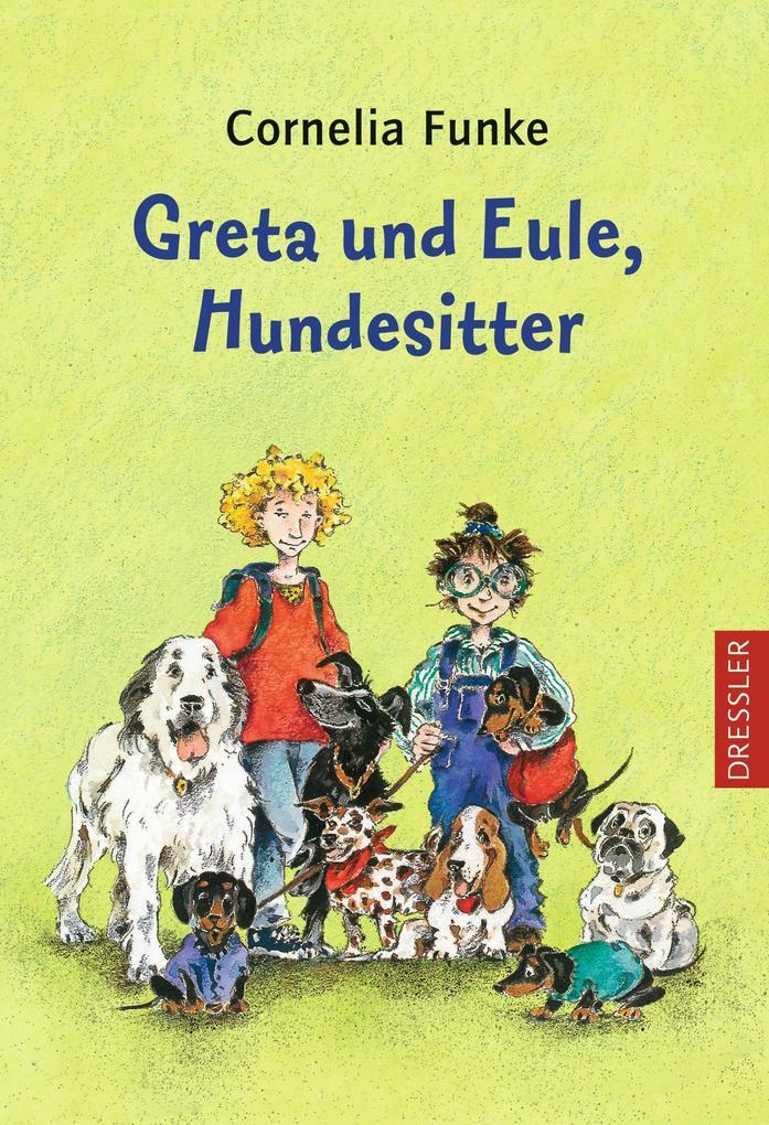 Greta und Eule, Hundesitter als Buch (gebunden)