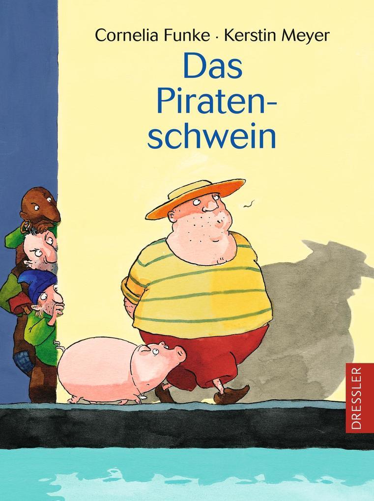 Das Piratenschwein als Buch (gebunden)