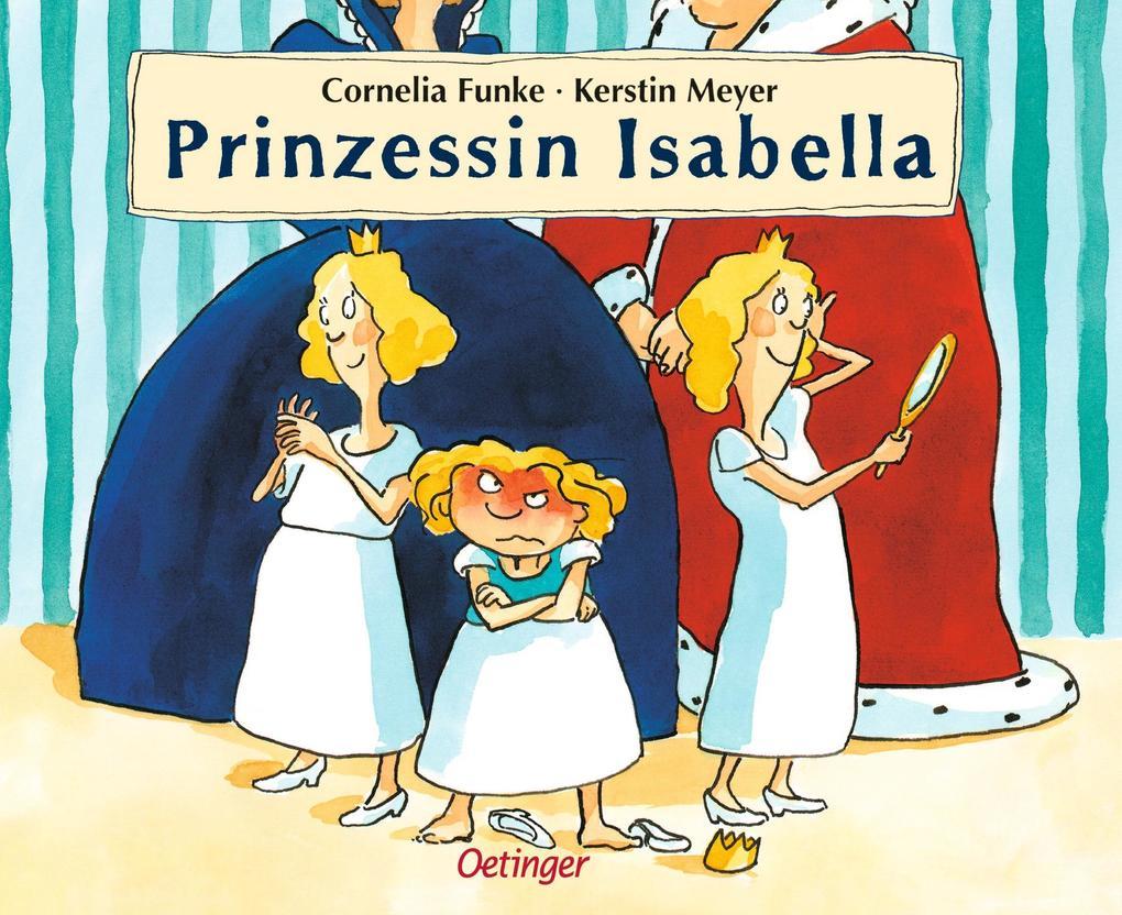 Prinzessin Isabella als Buch (kartoniert)