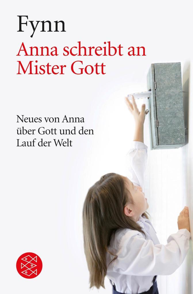 Anna schreibt an Mister Gott als Taschenbuch