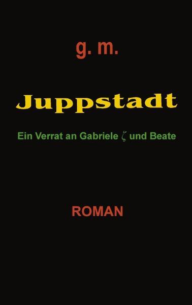 Juppstadt als Buch (gebunden)
