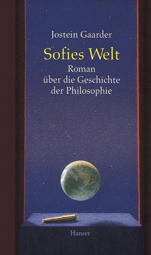 Sofies Welt als Buch (gebunden)