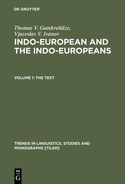 Indo-European and the Indo-Europeans als Buch (gebunden)
