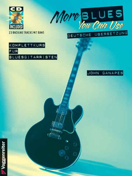More Blues you can use. Mit CD als Buch (kartoniert)