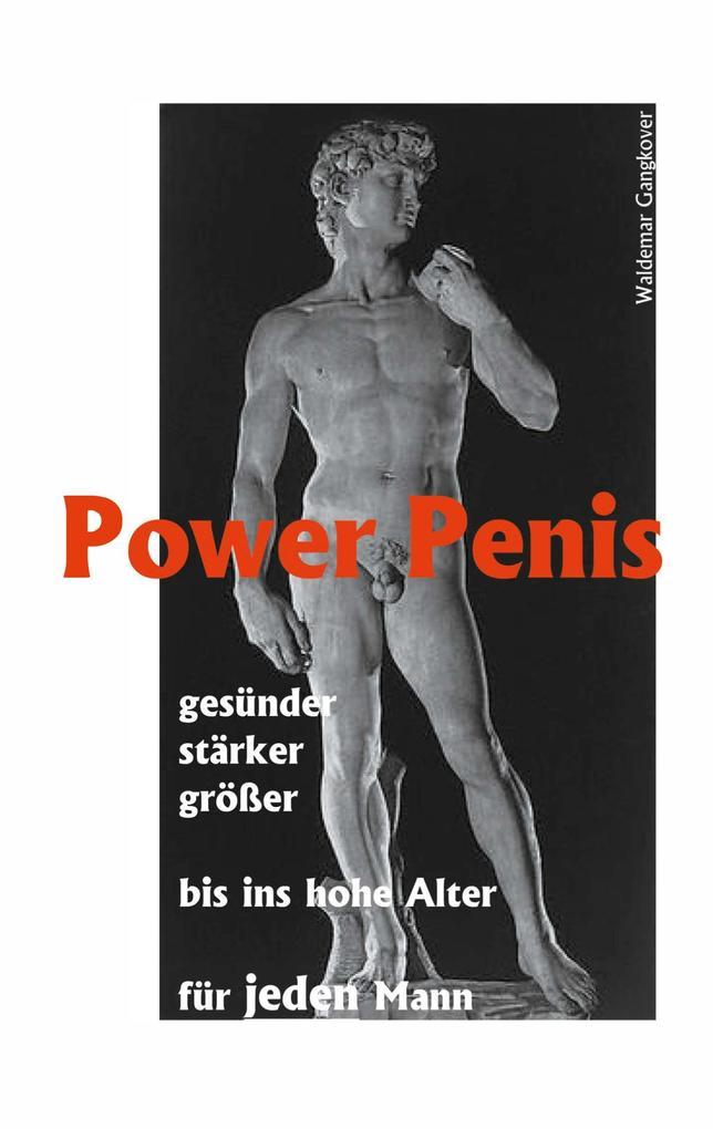 Power Penis als Buch (kartoniert)