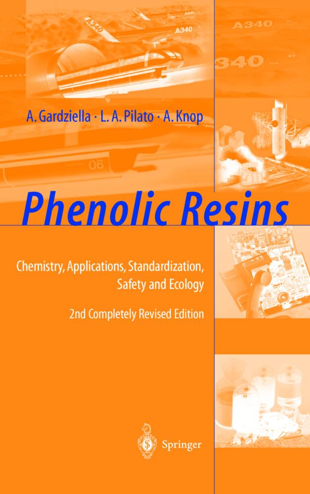 Phenolic Resins als Buch (gebunden)
